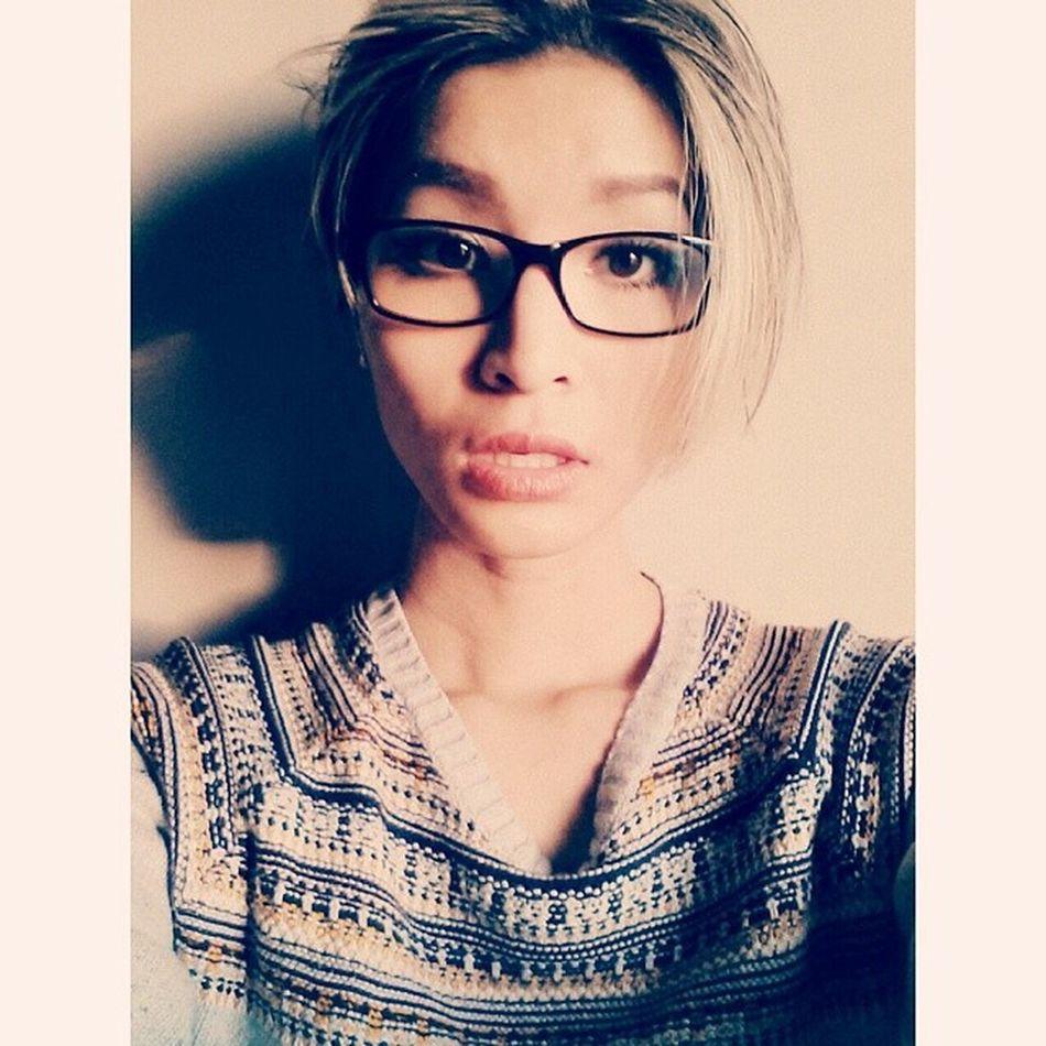 Growingmyhairback Havingfunwithphotoshop Wannabemodel  ❤💋