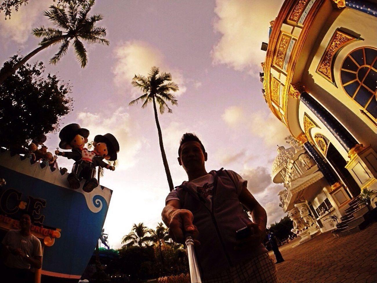 Enjoying Life HDR Selfportrait GoPro Hero3+ Hdr Photography