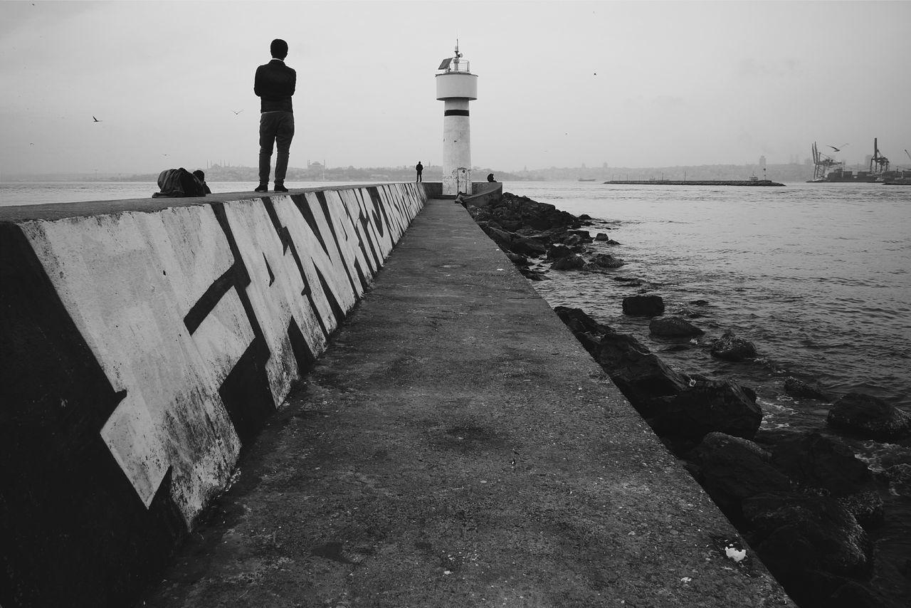 Urban Geometry Istanbul Kadikoy Black & White Streetphotography The Street Photographer - 2015 EyeEm Awards