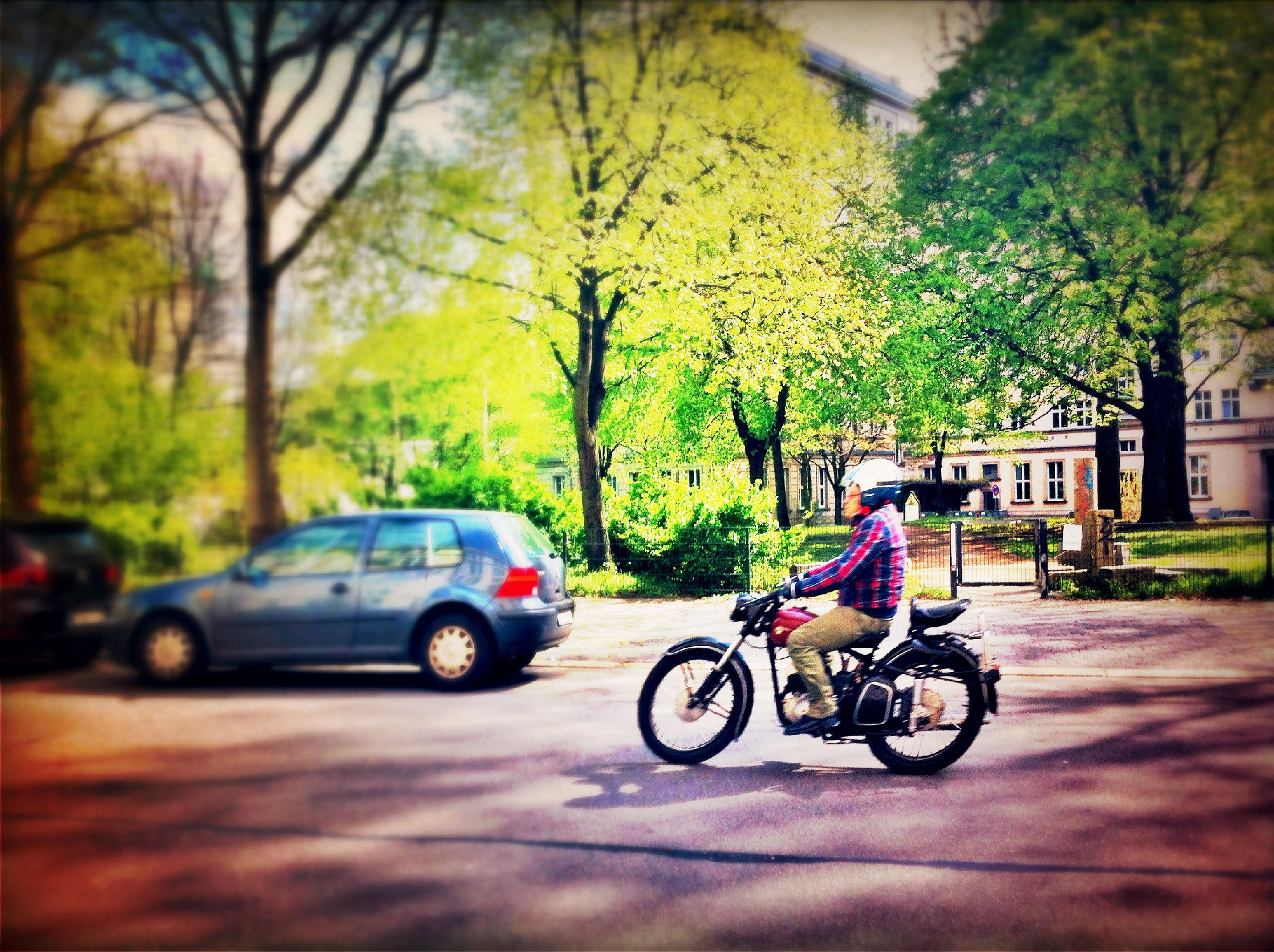 Mopeddriver