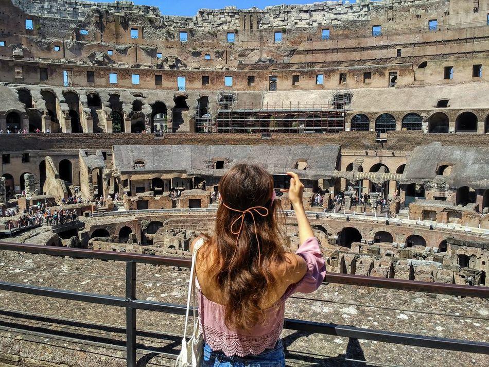 Beautiful stock photos of roma, Amphitheater, Ancient, Ancient Civilization, Ancient Rome