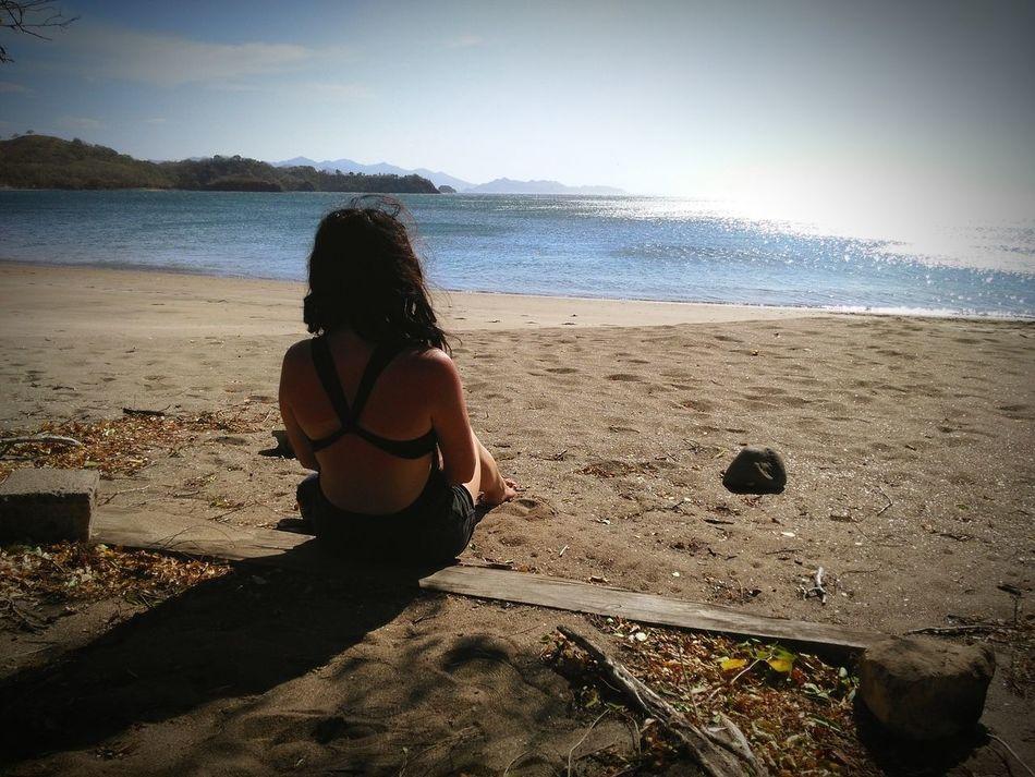 Beach Day Costa Rica Y Su Naturaleza Enjoying Life Summer ☀ Vacaciones 2015