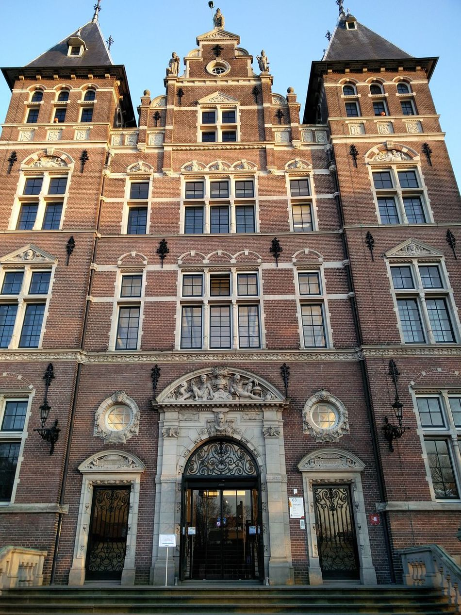 Amsterdam Amsterdamcity Amsterdam Tropen Building Building Exterior Urban Your Amsterdam