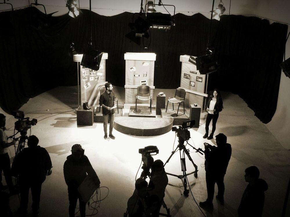 Television Channel Tv Estudiodegrabacion Televisionshow
