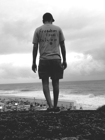 Mi novio ❤️ San Juan People Of EyeEm Blackandwhite Love