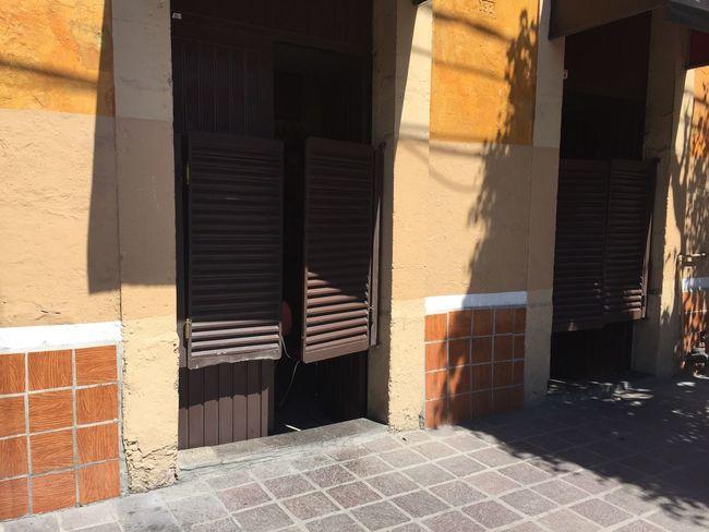 Architecture Built Structure Building Exterior Sunlight Shadow Window Door Outdoors Day No People Doorway Open Door WILD WILD WEST Wild West Lucky Luke