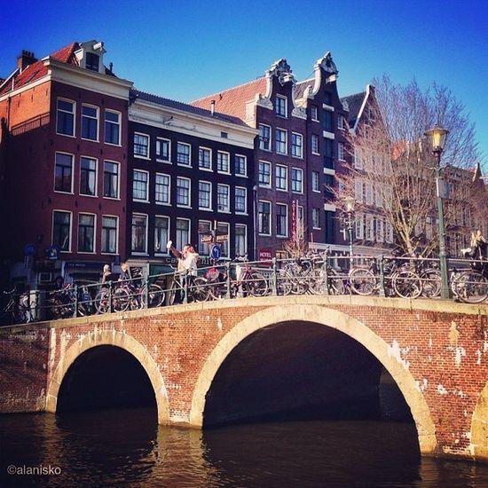 Bridges and Canals ➡ #Amsterdam ?☀? #ic_cities #igholland #worldwidephotowalk #igersholland #insta_holland #mokummagazine #gf_daily #gang_family #gramoftheday #holland Insta_holland Igholland Amsterdam Holland Gang_family Gf_daily Igersholland Ic_cities Gramoftheday Bridgesaroundtheworld Worldwidephotowalk Mokummagazine