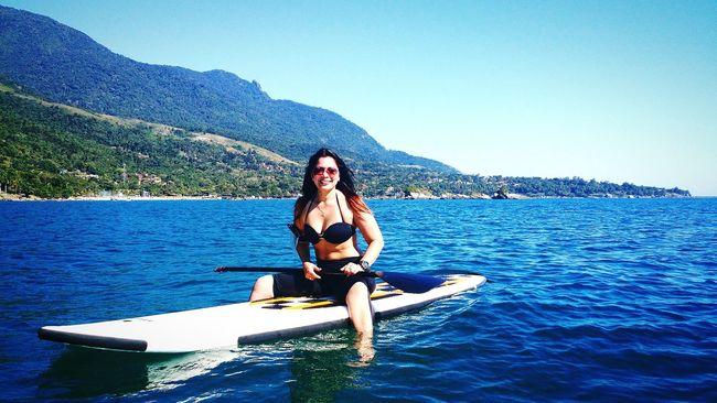 Remando praia do Juliao e feiticeira em Ilhabela Surfing Relaxing Enjoying The Sun