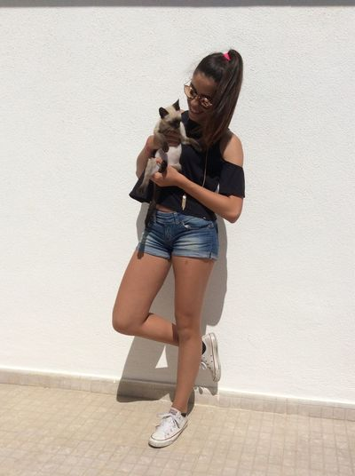 I want to be free like a cat!😍 Pets Eyeempetslover NewHere ✌🏽️😄 EyeEmNewHere Tumblrgirl Followme Likeit Hello EyeEm EyeEmNewHere