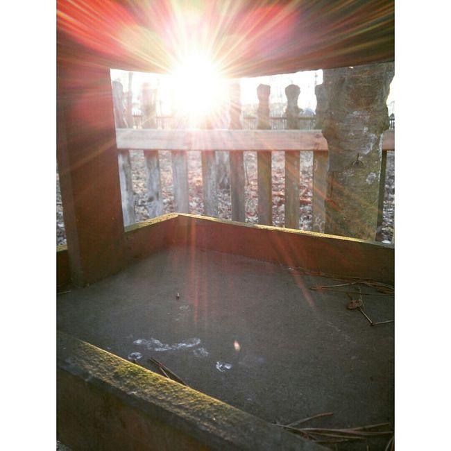 Sunset Good Day Thanks  God