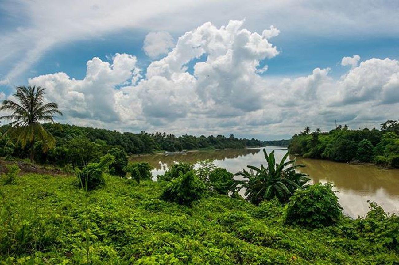 Roisai canal , Tapi river , Suratthani . . . Fujifilm_xseries Fujifilm Fujifilmxm1 Thailand_allshots Thaistagram Thaitraveling Dcv_thailand Bns_thailand Wu_thailand Wu_asia Ig_thailandia Igersthailand Insta_thailand Siamthai_ig Loves_siam Clubepixel Instanature Bns_world Natureaddict Naturelover Igth Webangkok Walkwaywhy Adayinthailand Natureza