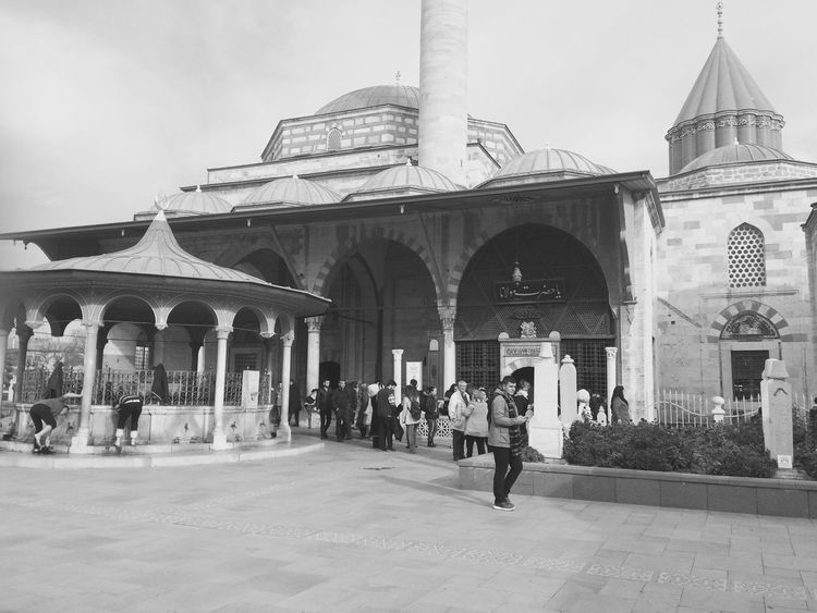 Mosque Turkey Konya Turkey Konya Mevlana Türbesi Konya Mevlana Mausoleum Turkey Muzeum Müze First Eyeem Photo