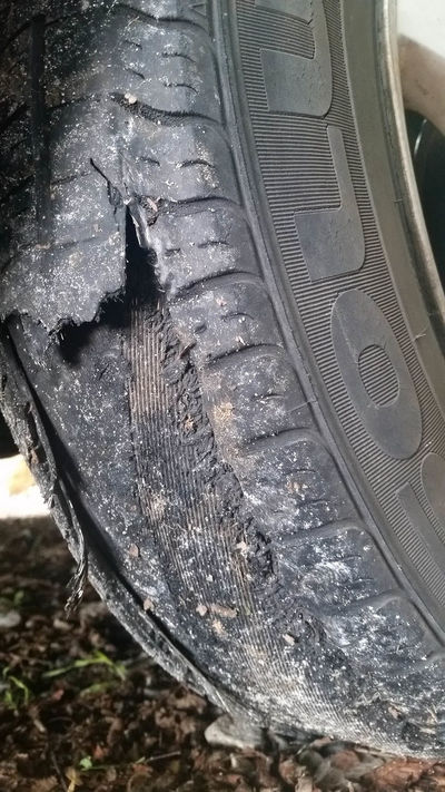 Yikes, what a nightmare. Tires Blowout Rubber Taking Photos Taking Pictures Car Cars Tadaa Community Check This Out Amazing