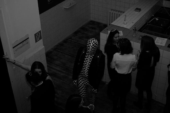 Dressed in black (and white) Team Awesome EyeEmXmas2015 Being Lukasz Morphsuit