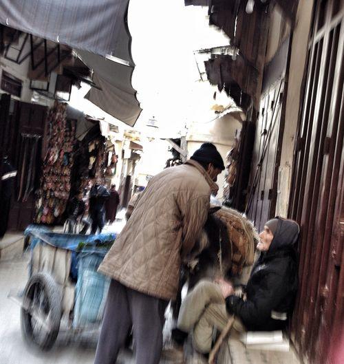 streetphotography at Medina de Fez Streetphotography