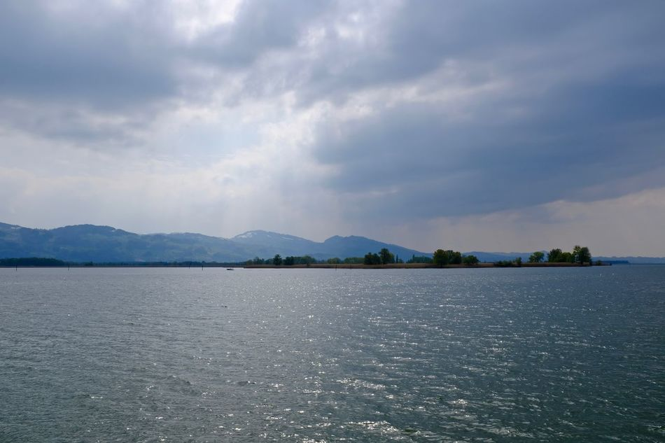 Beauty In Nature Bodensee Lake Landscape Mountain Nature Outdoors Scenics Sky Tranquility Water