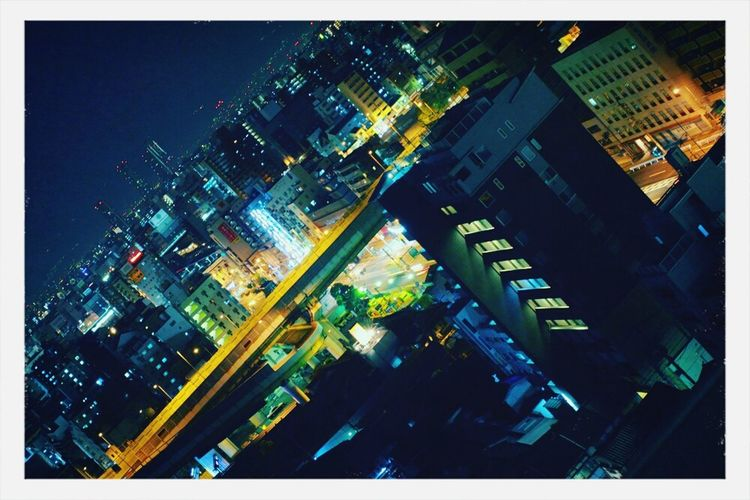Night View Night Watchman