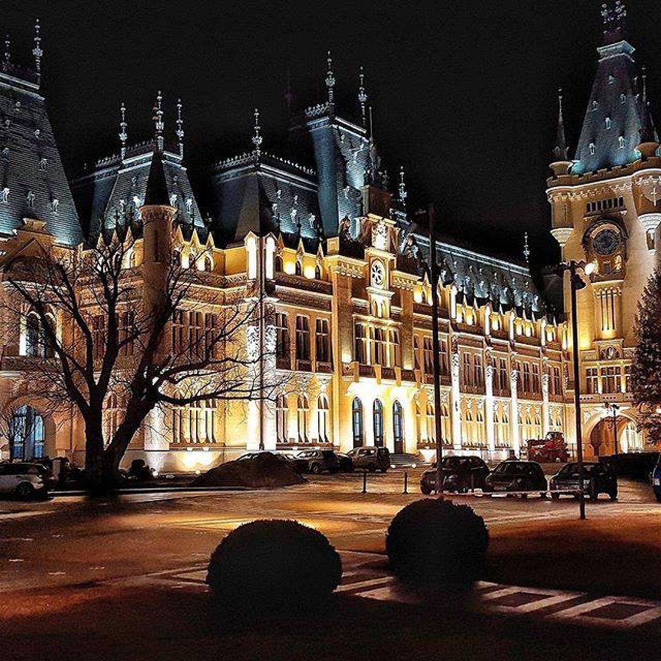 Home Hello World România Iași palatul culturii