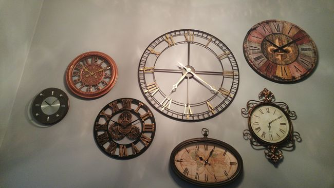 Hanging Out Check This Out Taking Photos Clocks Clocks On A Wall Check This Out Home Sweet Home Interior Wall Clock Art