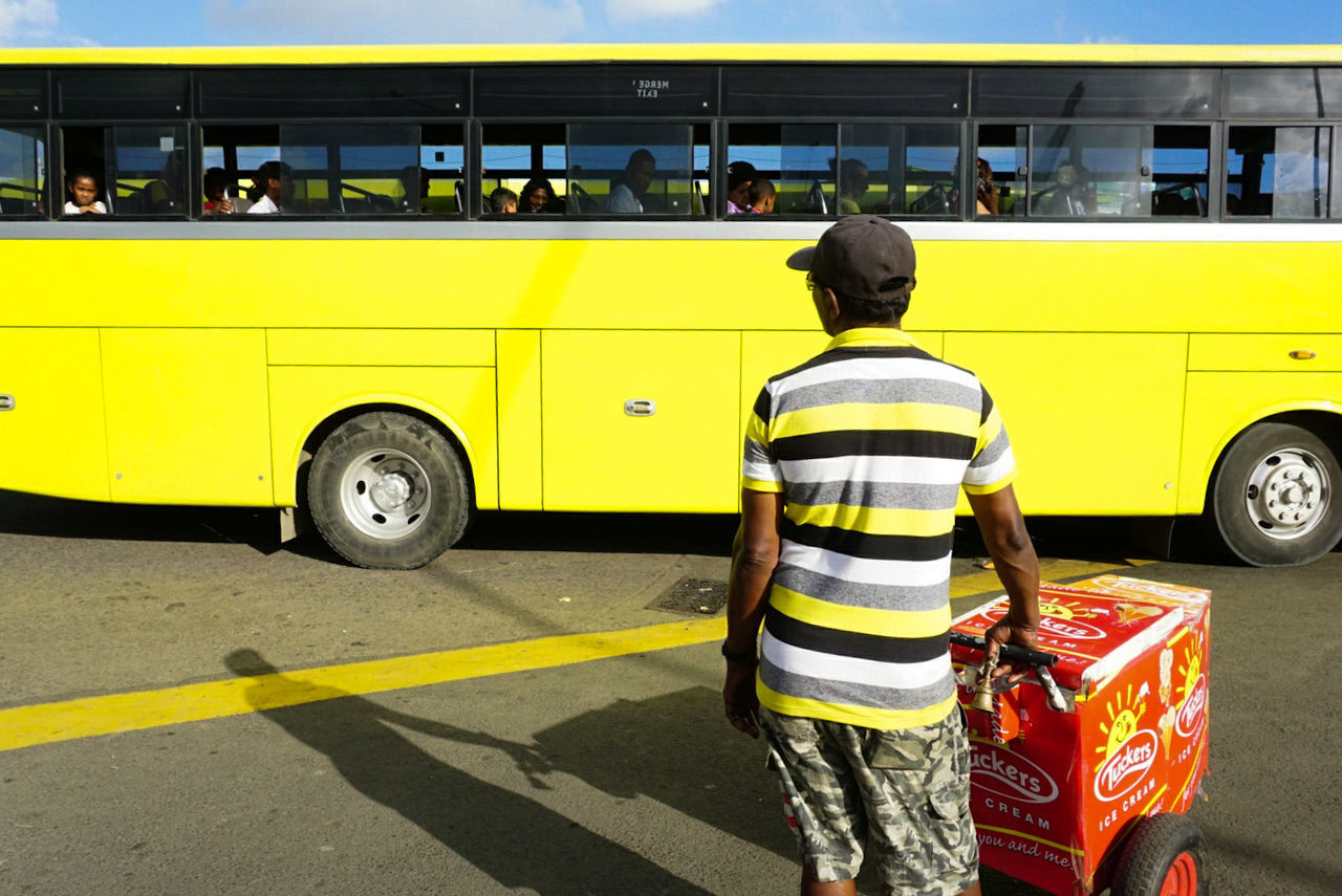 TakeoverContrast Transportation Public Transportation Street Streetphotography SUVA FIJI ISLANDS Fiji Islands Transportation