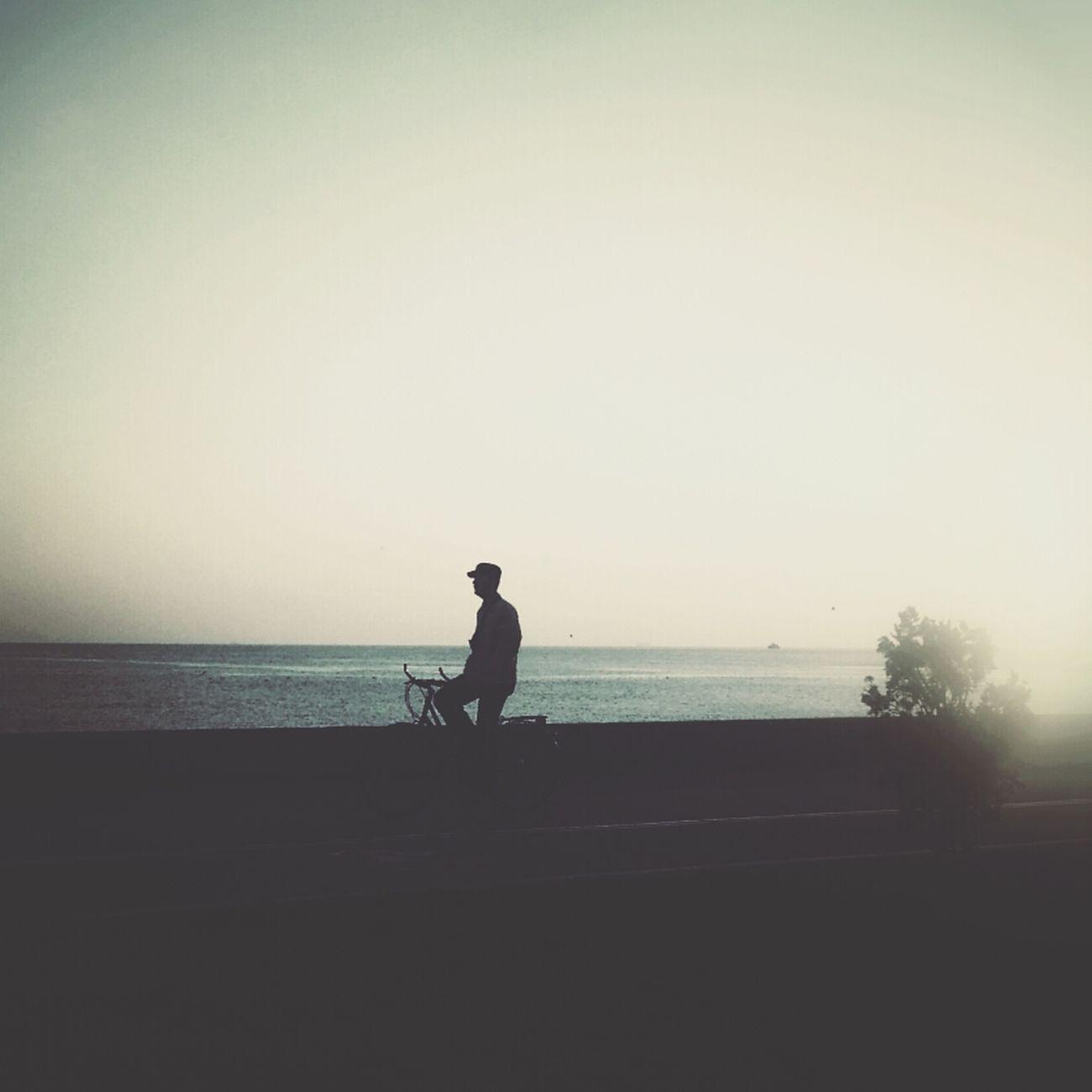 Bike Sunset Bostancı