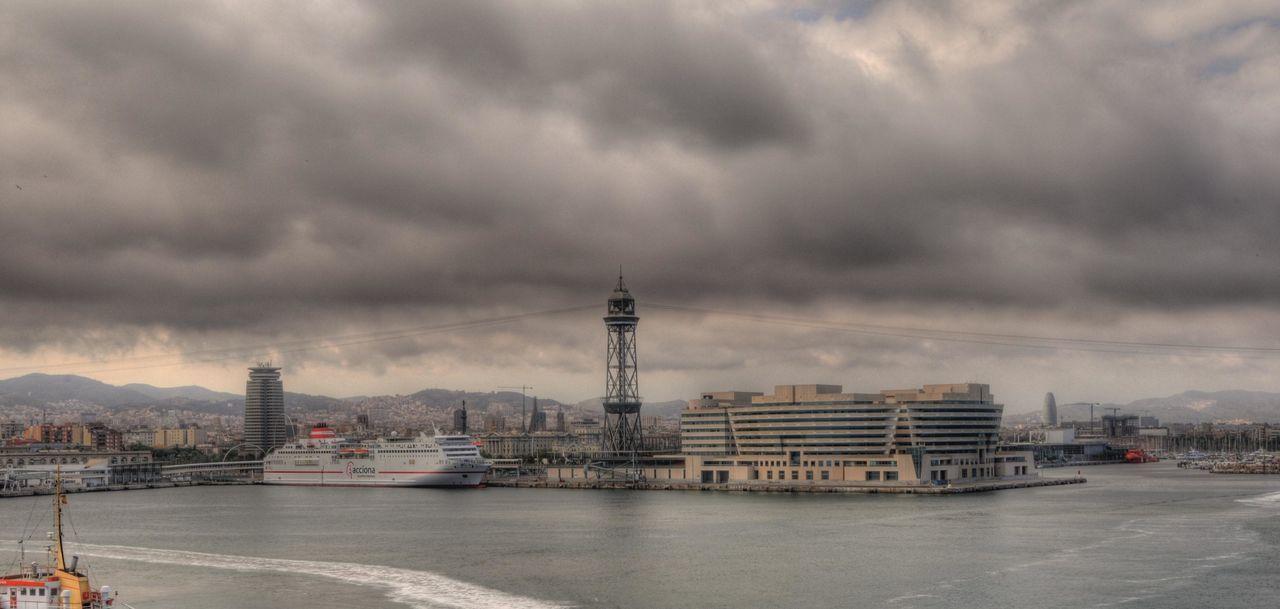 Barcelona Catalunya Catalonia World Trade Center WorldTradeCenter Portbarcelona