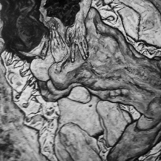Schiele  Egonschiele Embrace 1917