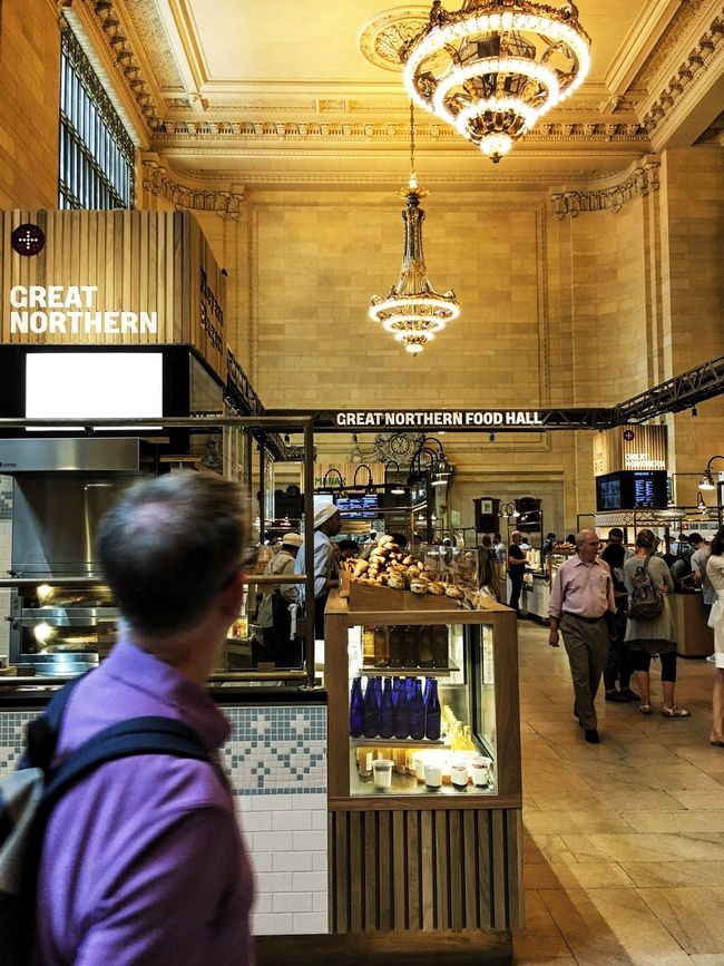 Grand central terminal Traveling NYC USA Streetphotography Life People