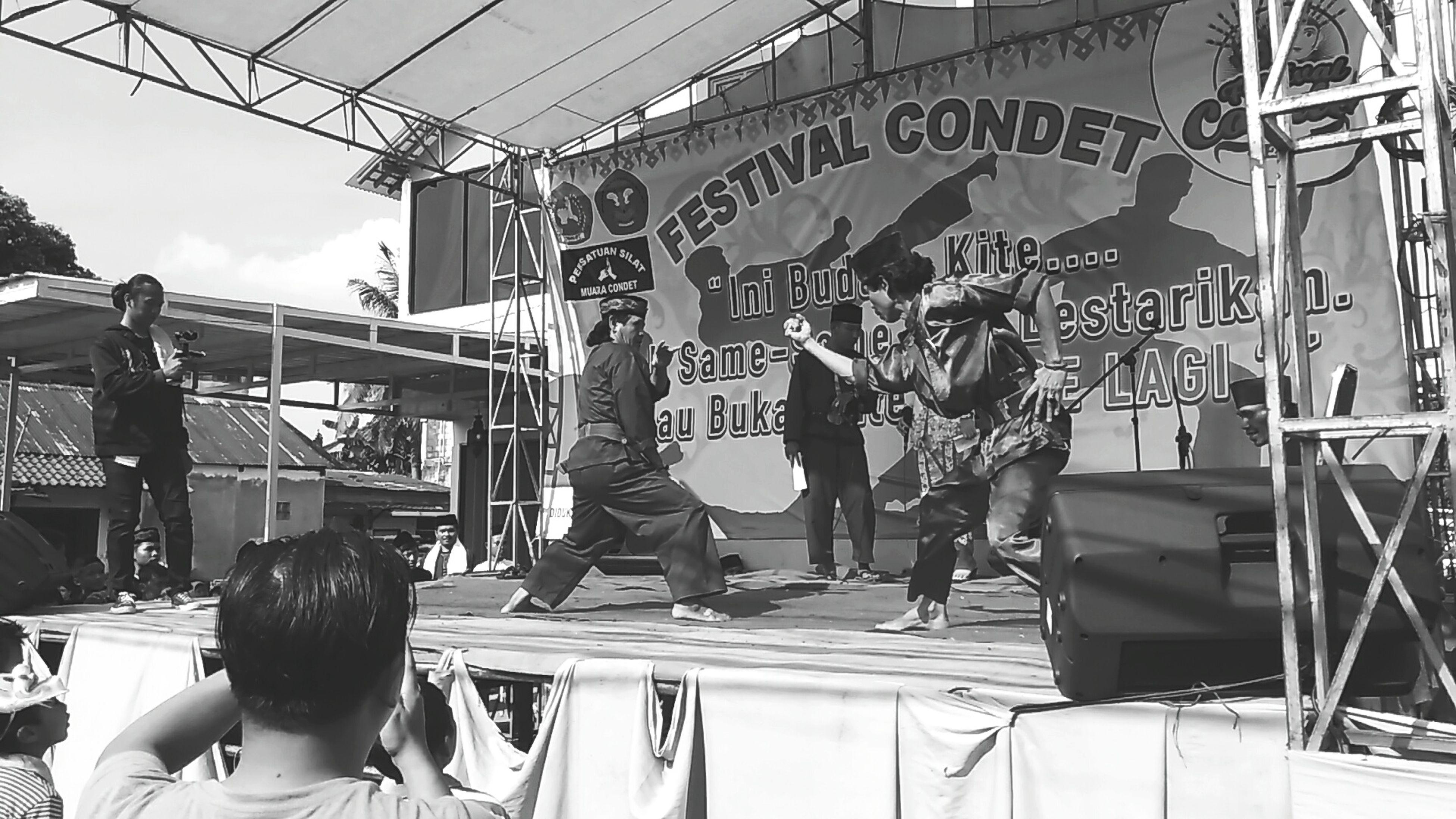 Culture Silatbetawi INDONESIA Fighting