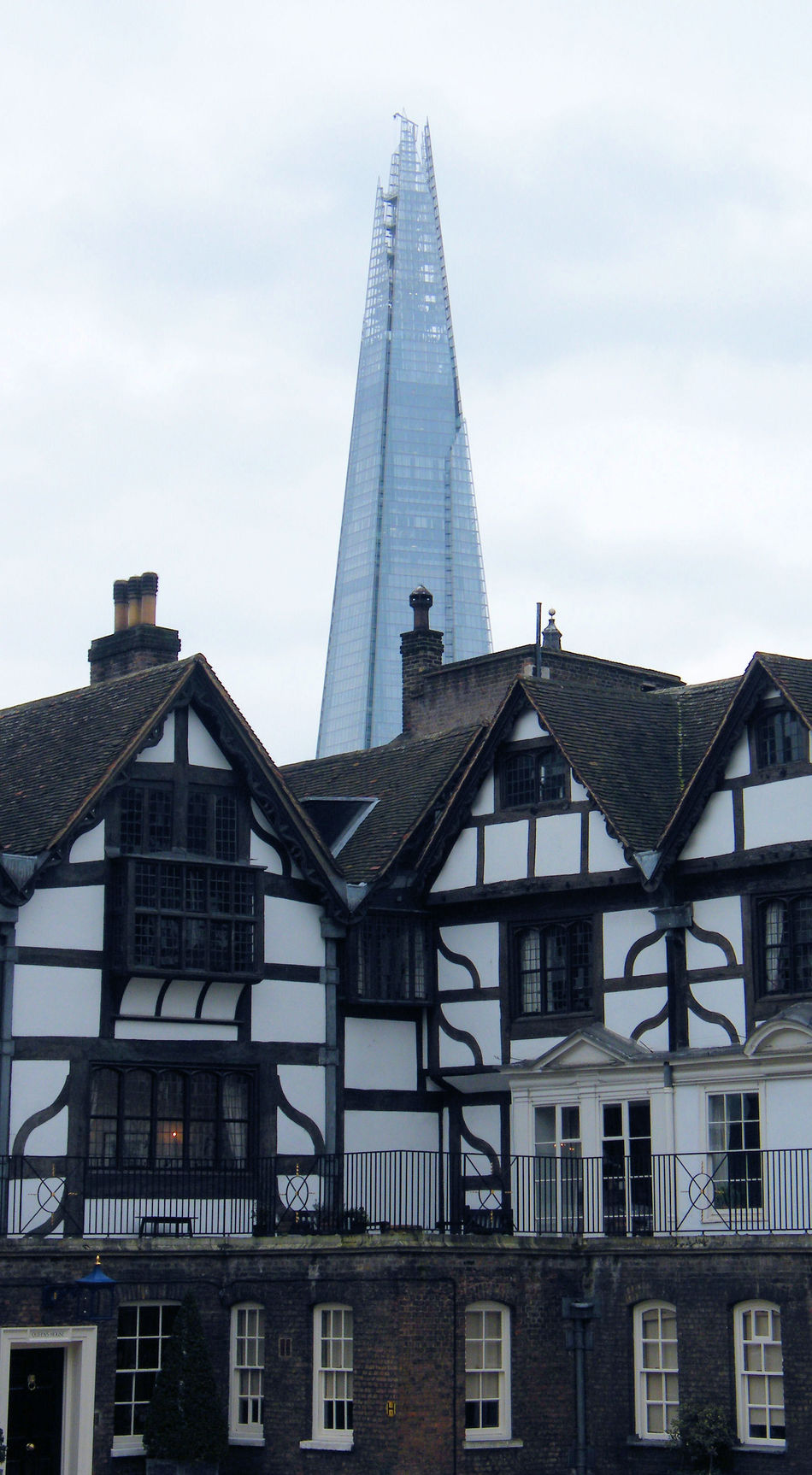 The Shard London Tower Of London Architecture Old Buildings Elizabethan Half Timbered Old And New Modern Architecture Elizabethan House Medieval Medieval Architecture Envision The Future
