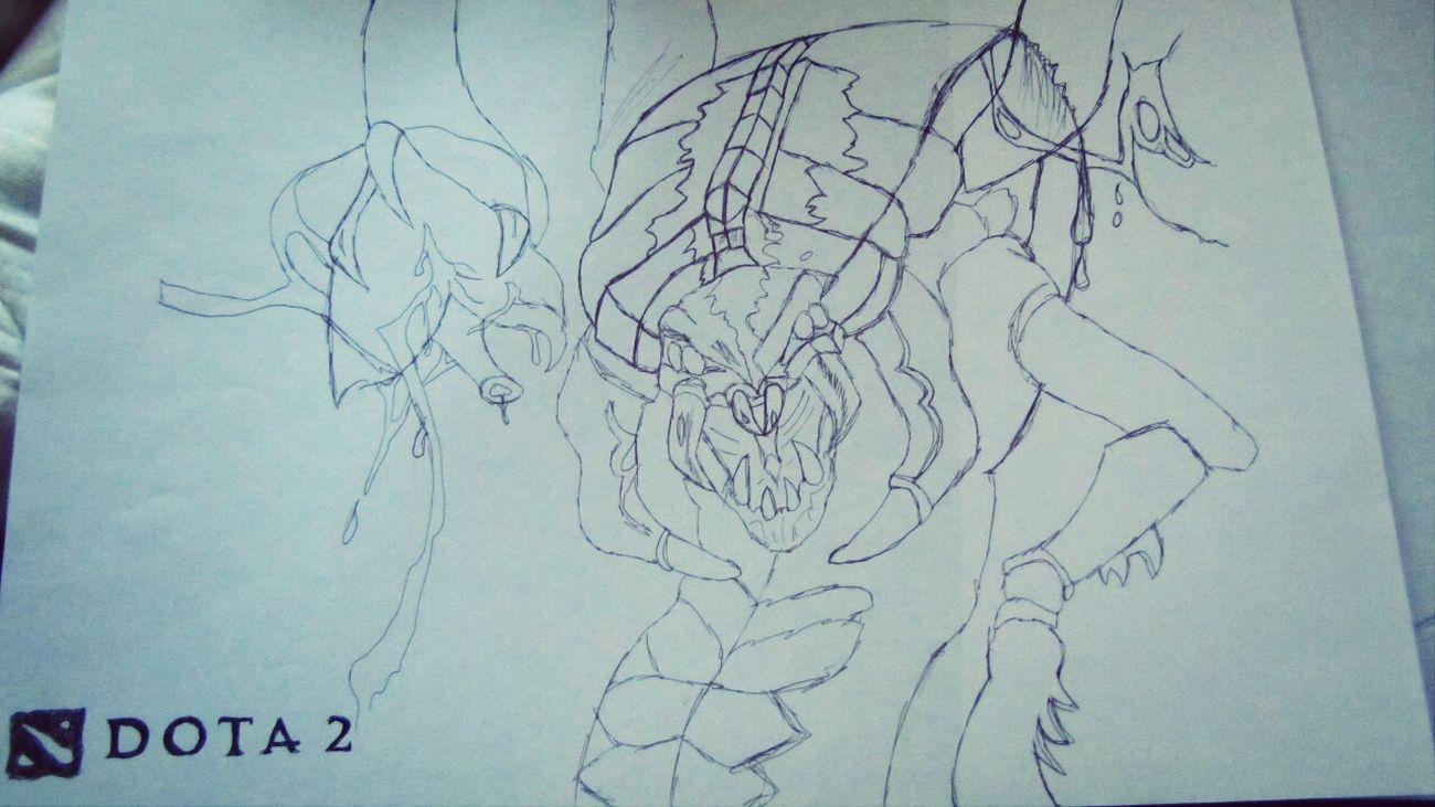 Dota Dota 2 Drawing