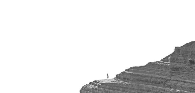 Adventure Agrigento Backpacking Blackandwhite Existence Holiday Human Italy Joy Landscape Nature Shadow Silhouette Summer Travel Traveling Vacation