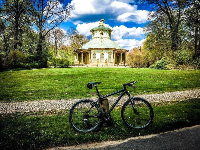 Mountainbike Potsdam Park Sanssouci Germany Specializedbikes Lightroom Touristslalom