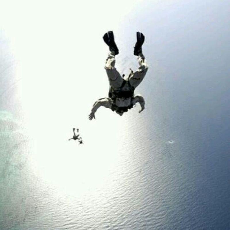 fly, jump, dive..... Sky Dive Jumper Dive Sky Diving
