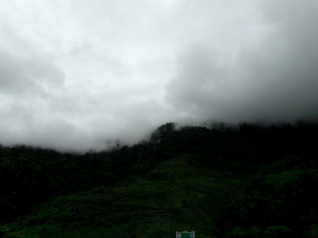 Misty Mountains  Misty Day Arunachal Pradesh Tirap India Beautifulview Green Nature Virgin Hills