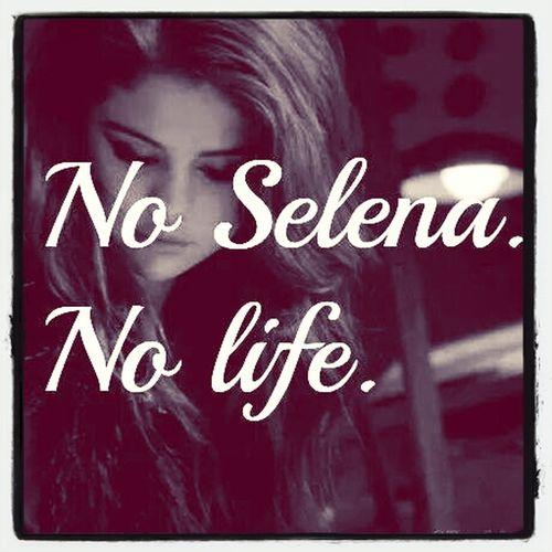 No Selena, No Life