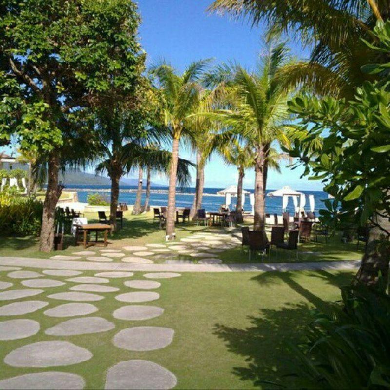 At the resort. Travel Misibisbay Philippines Gf_philippines globalnomads nofilter