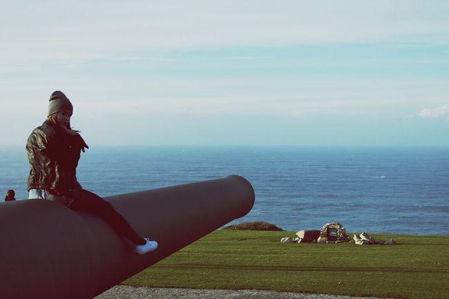 A Coruña Mirador Monte San Pedro