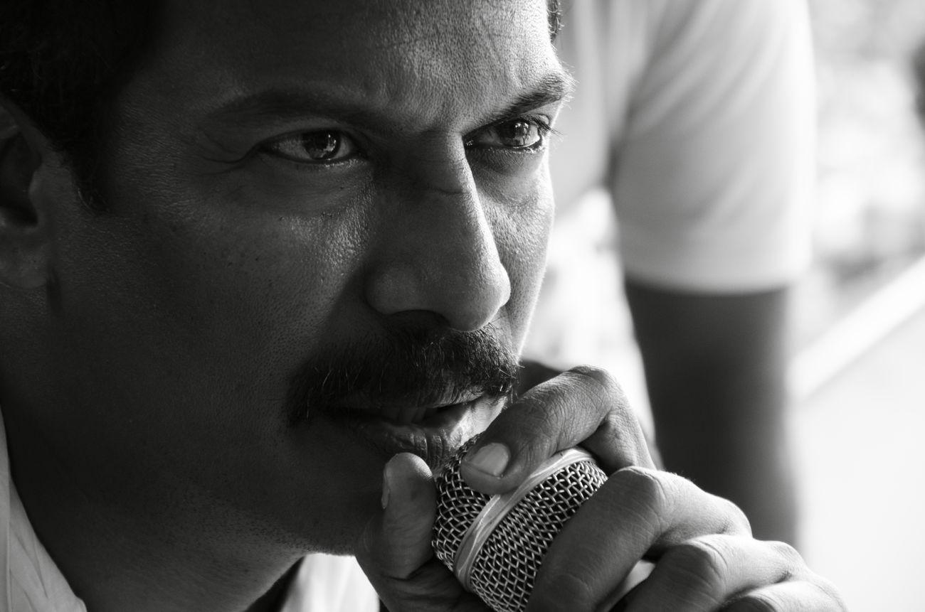 Samuthirakani Potrait The Portraitist - 2016 EyeEm Awards Black & White Indiapictures Director Moviedirector Tamilmovie Ashakrishnaphotography EyeEm Best Shots - People + Portrait EyeEm Best Shots EyeEm Gallery