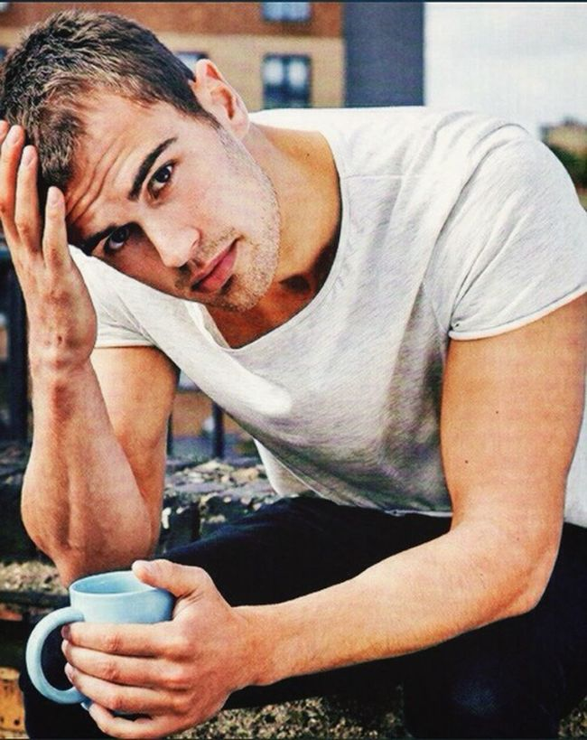 My Baby Theo James Yeah Not Sorry Marry Me!