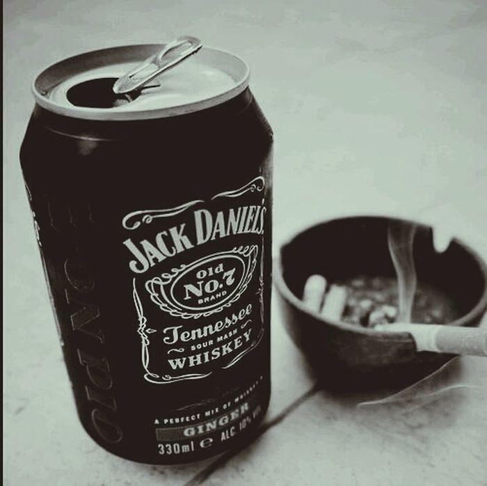 Jackdaniels Smoke Chilling