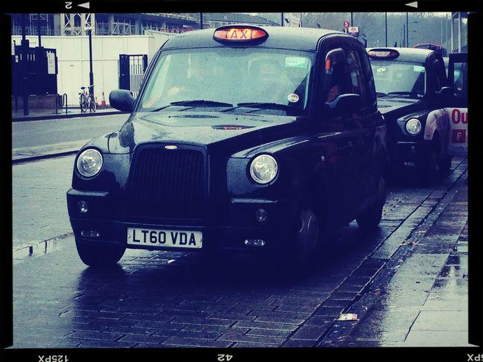 That's London.