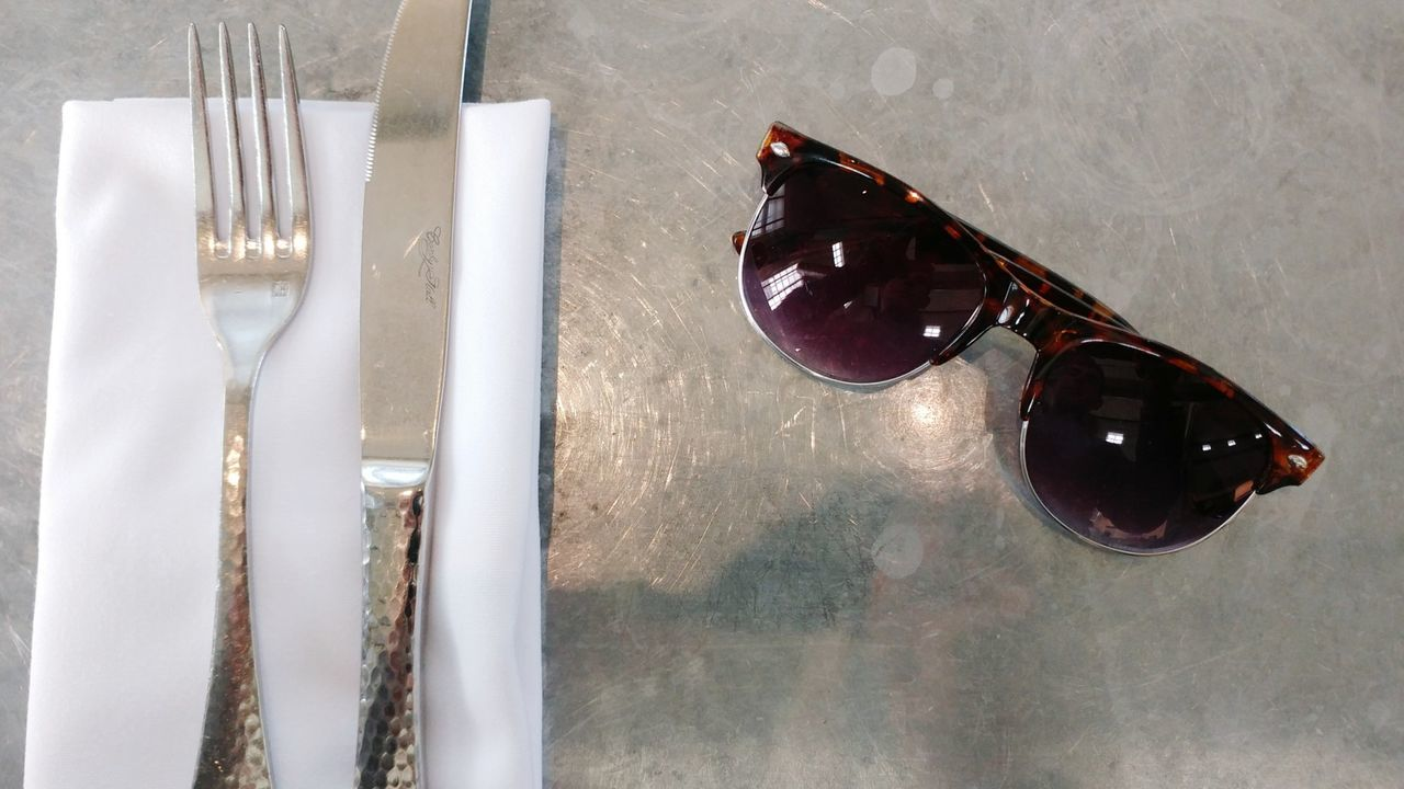 brunch in style Sunglasses Brunch Fashionable Silverware  Dining Out Stylish
