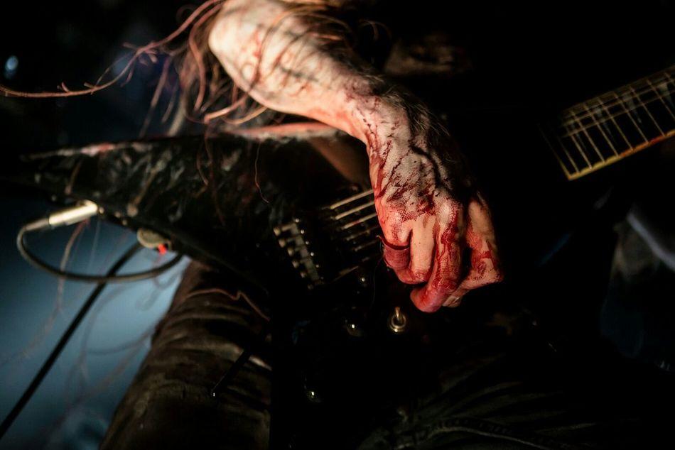 Tortorum at Blastfest in Bergen, Norway. TNBM Black Metal Festival Blood Concert Concert Photography