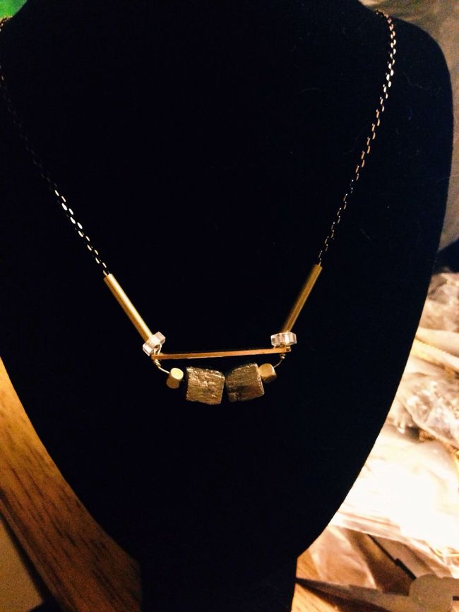New necklace Handmade Jewellery Qzlab
