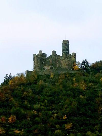 Castle Architecture Outdoors