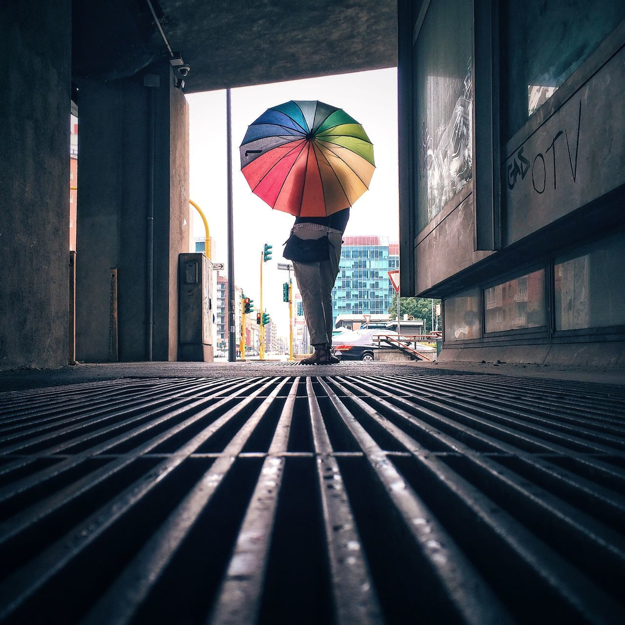 Beautiful stock photos of umbrella, Architecture, Building, Built Structure, Car