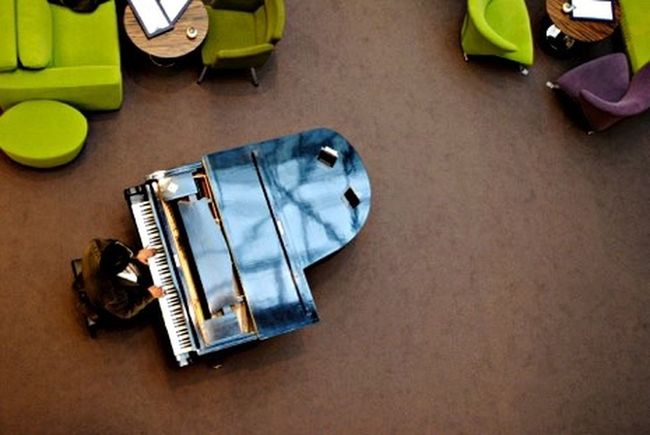#Berlin Musicien Smart Simplicity