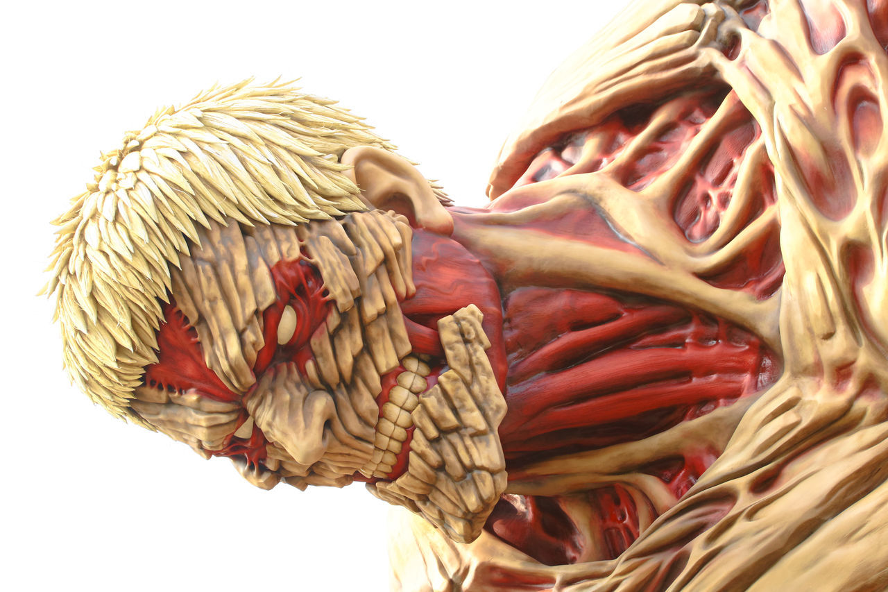 Attack on Titan attraction opens at Universal Studios japan captures the scale of the life-size statue / Shingeki no Kyojin Animation Attack On Titan Japan Japanese  Japanese Culture Manga OSAKA Shingeki No Kyojin Universal Cool JAPAN Universal Studios Japan