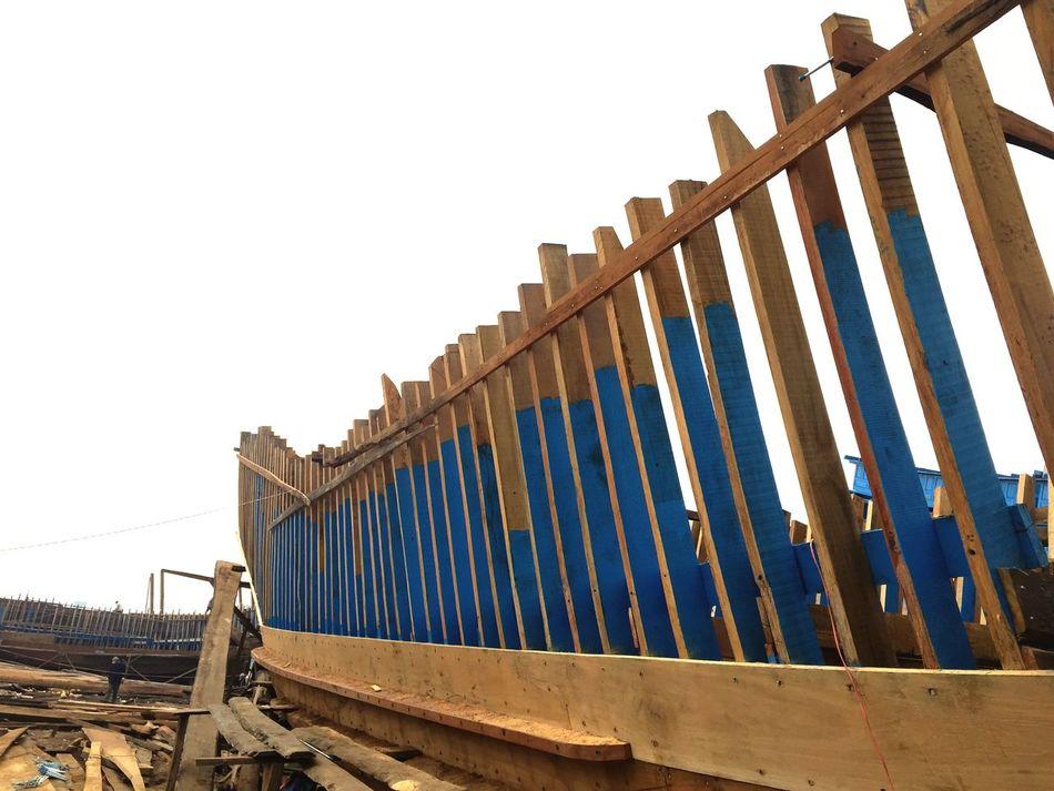 Ship Construction Fishery Vessel Ship Construction Vessel Ships TriShot Wood - Material Construction Site